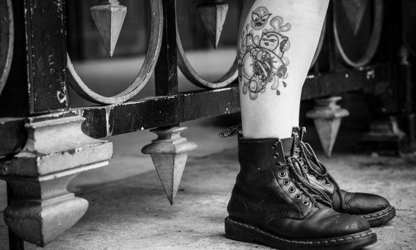 Tattooed Calf